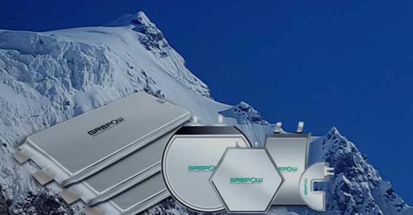 格瑞普低温电池