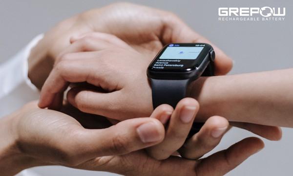 智能手环用什么电池?