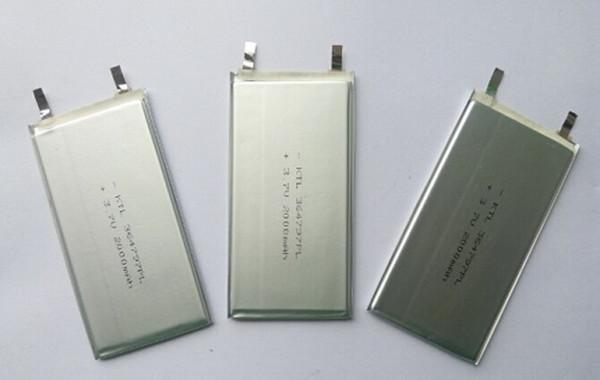 深圳定制锂聚合物电池公司有哪些?